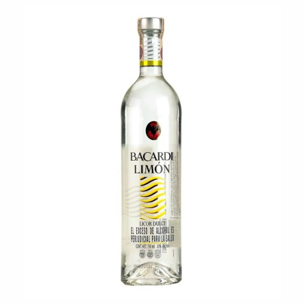 Ron Bacardí Limón 750 ml