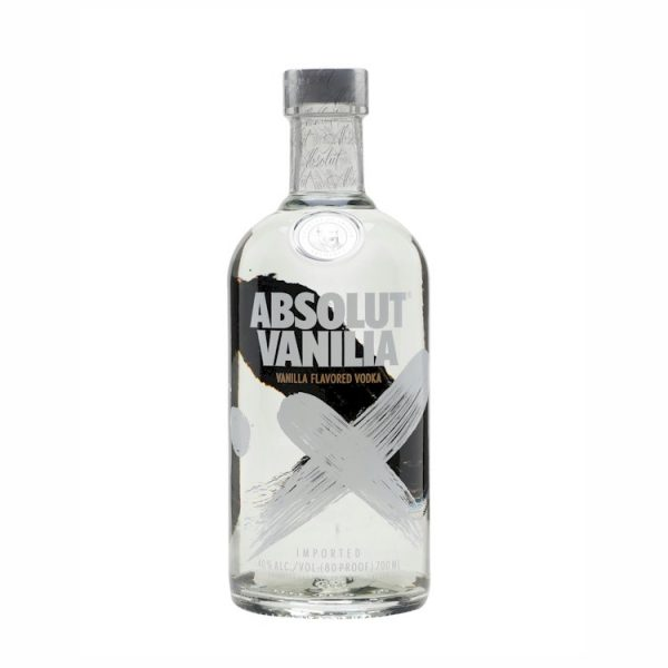 Vodka Absolute Vanilia 700 ml