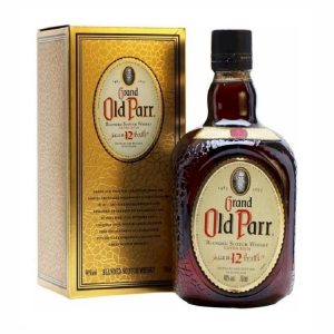 Whisky Old Parr12 años 750 ml