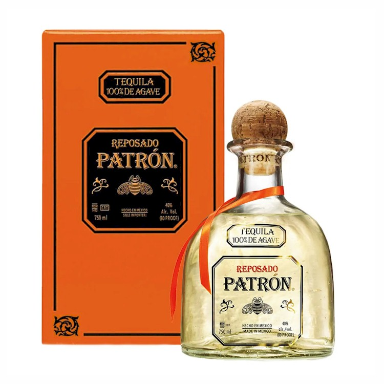 Tequila Patrón Reposado 750 ml