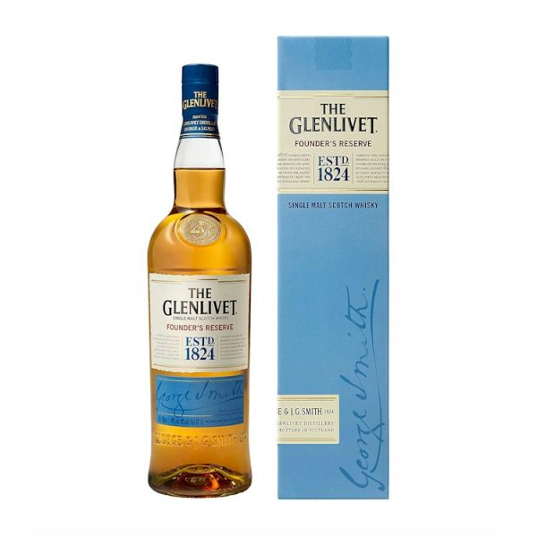Whisky The Glenlivet Single Malt Founders 700ml