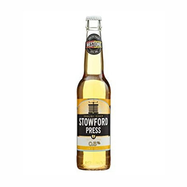 Sidra Stowford Press botella 330ml
