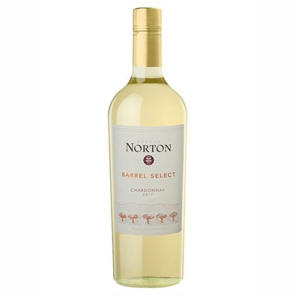 Vino Argentino Norton Barrel Select Chardonnay 750 ml